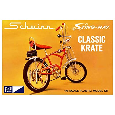 Schwinn Sting-Ray MPC Model Kit: Toys & Games