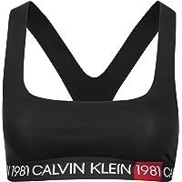 Calvin Klein Kadın Spor Sütyen Unlined Bralette