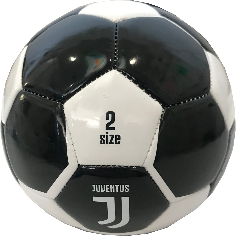 Mini balón fútbol Juventus de piel tamaño 2 Producto Oficial ...