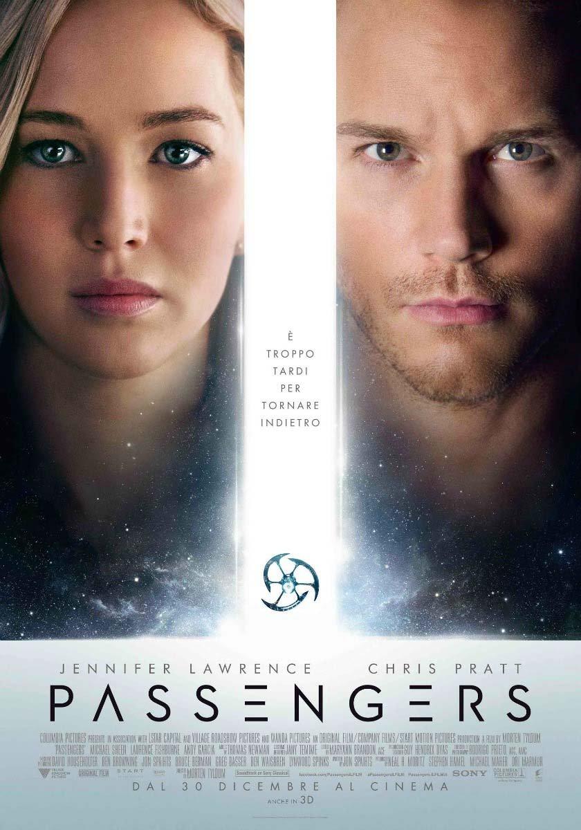 Passengers (Ex Rental) [Italia] [Blu-ray]: Amazon.es: Laurence ...