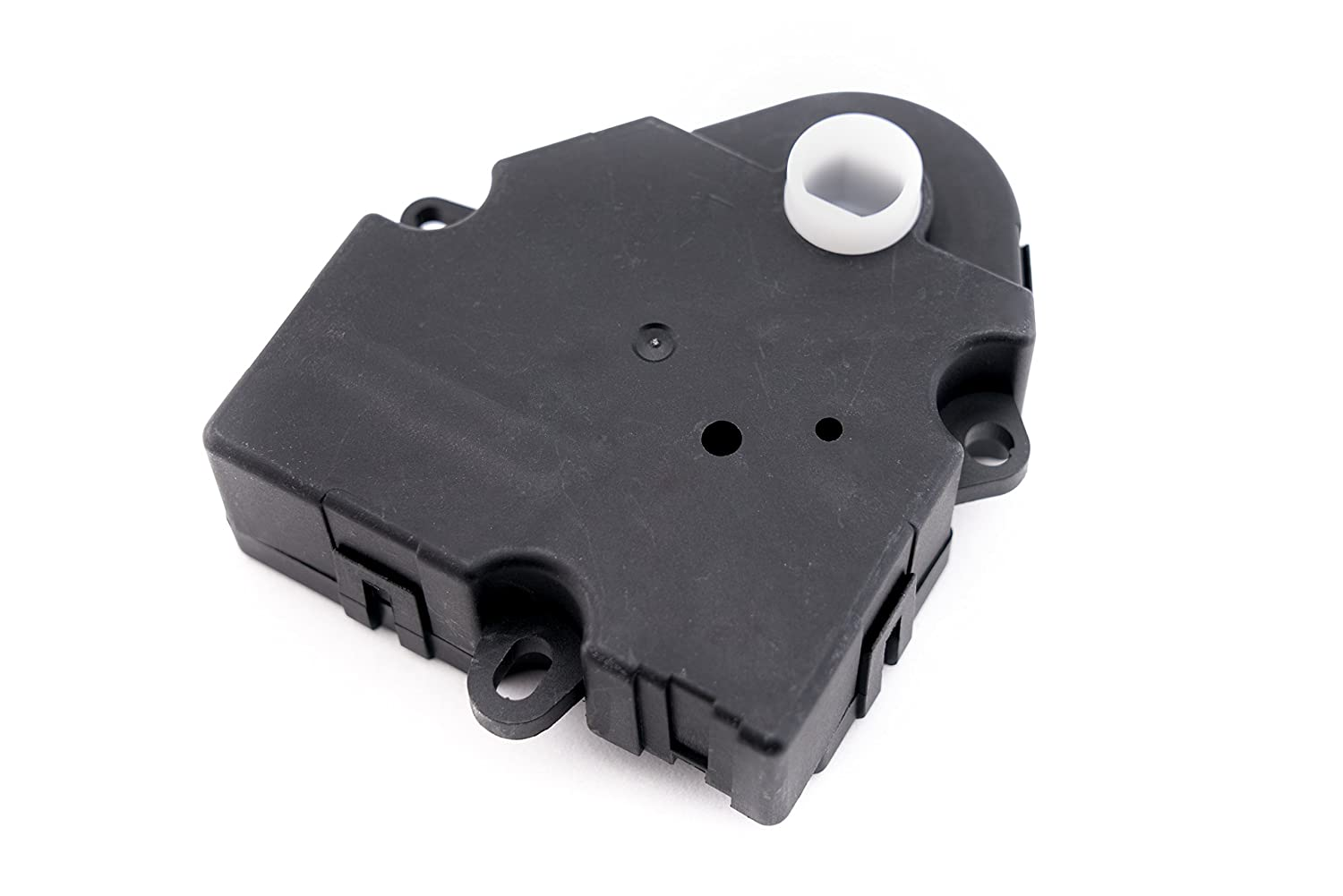 Air Door Actuator - Replaces# 15-73952, 52495593, 89018374, 604-112 - 2003-2014 Chevrolet, Chevy, GMC, Cadillac, Hummer Models - HVAC Blend Control Actuator - Air Heater Blend Door Image