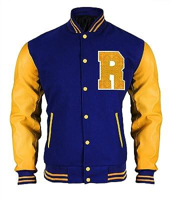 Mode Archie Monkey Varsity First Riverdale Kj Andrews Homme eroBCdx