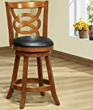 Amazon Com Hillsdale Granada Swivel Counter Stool