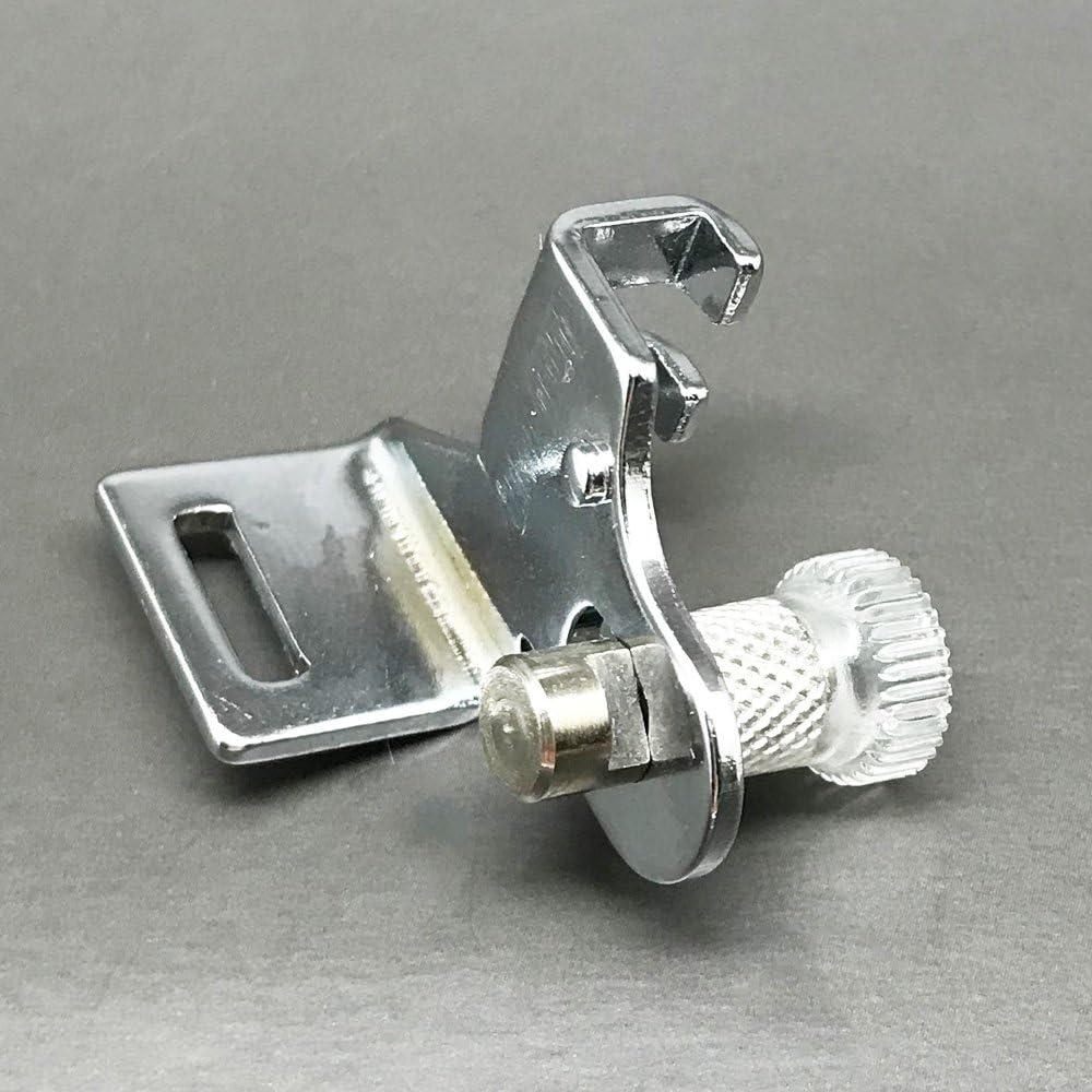 Prensatela de máquina de coser piezas de pie pies Hemmer pie soporte: Amazon.es: Hogar
