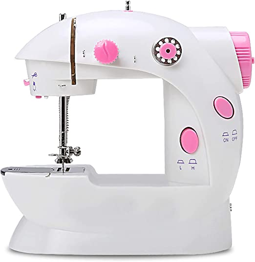 FamYun máquina de coser portátil mini máquina de coser: Amazon.es ...