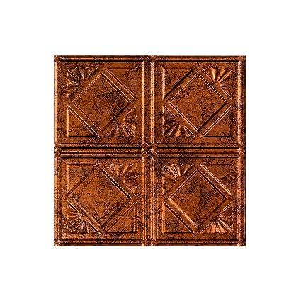 Amazon Fasade Easy Installation Traditional 4 Moonstone Copper