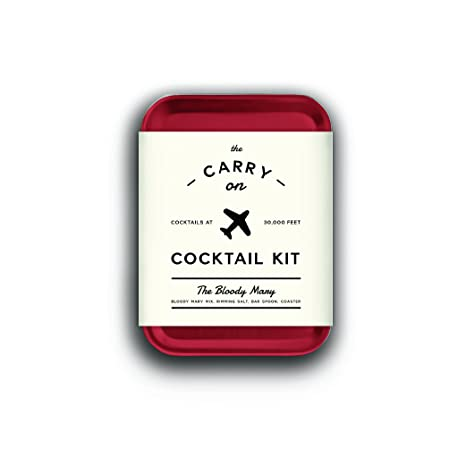 56694510fe Amazon.com  W P MAS-CARRYKIT-BM Carry on Cocktail Kit