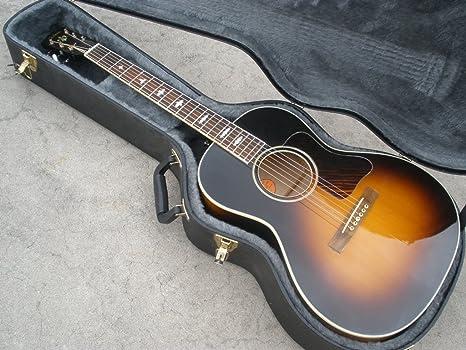 Gibson Nick Lucas limitada guitarra acústica – acabado Sunburst