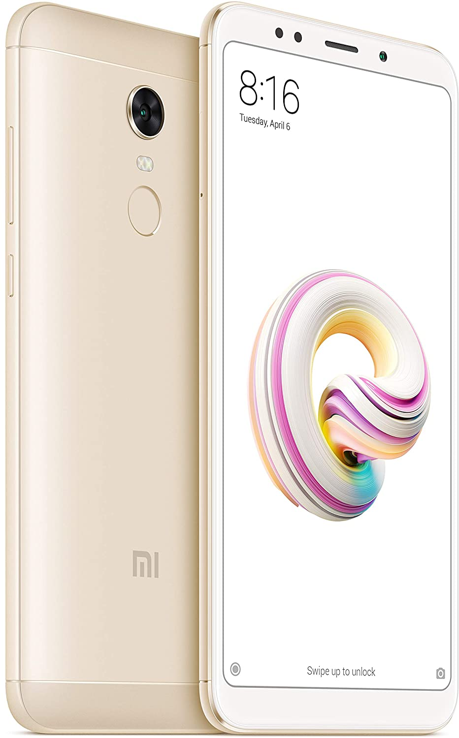 Xiaomi Redmi 5 Plus Dual SIM 32GB Gold: Amazon.es: Electrónica