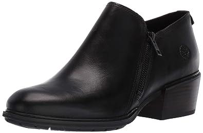 e7594b1c151e6 Timberland Women s Sutherlin Bay Shootie Ankle Boot Black Full Grain 5.5  Medium US