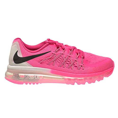 Nike Kids Air Max 2015 (GS) Laufschuh, Pink Pink PowBlack