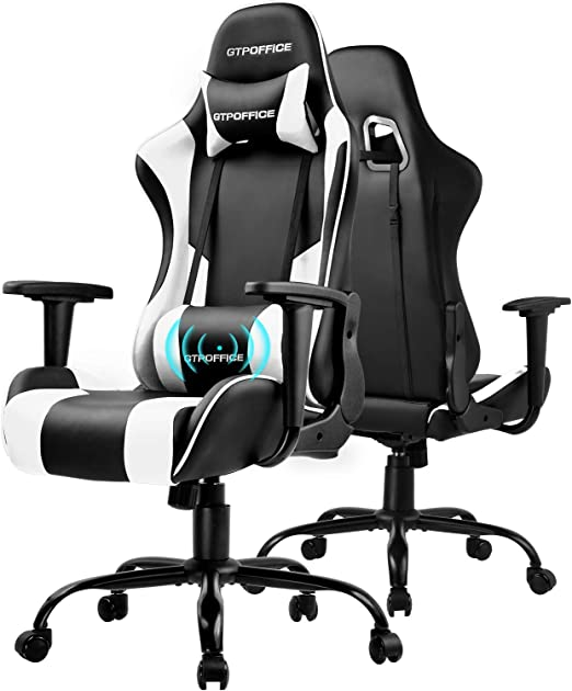 Massage Office Chair Gaming Recliner Swivel Computer