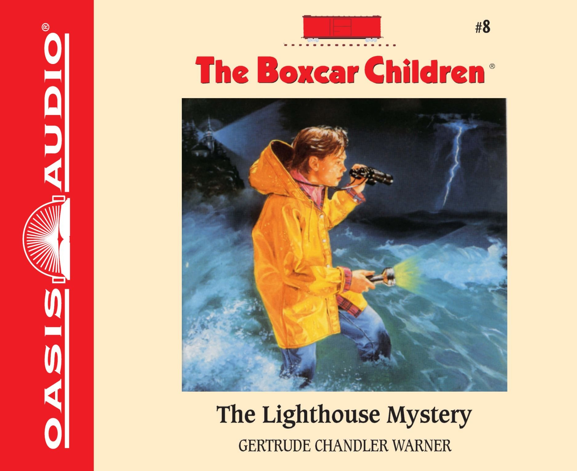 Download The Lighthouse Mystery (Library Edition) (The Boxcar Children Mysteries) pdf