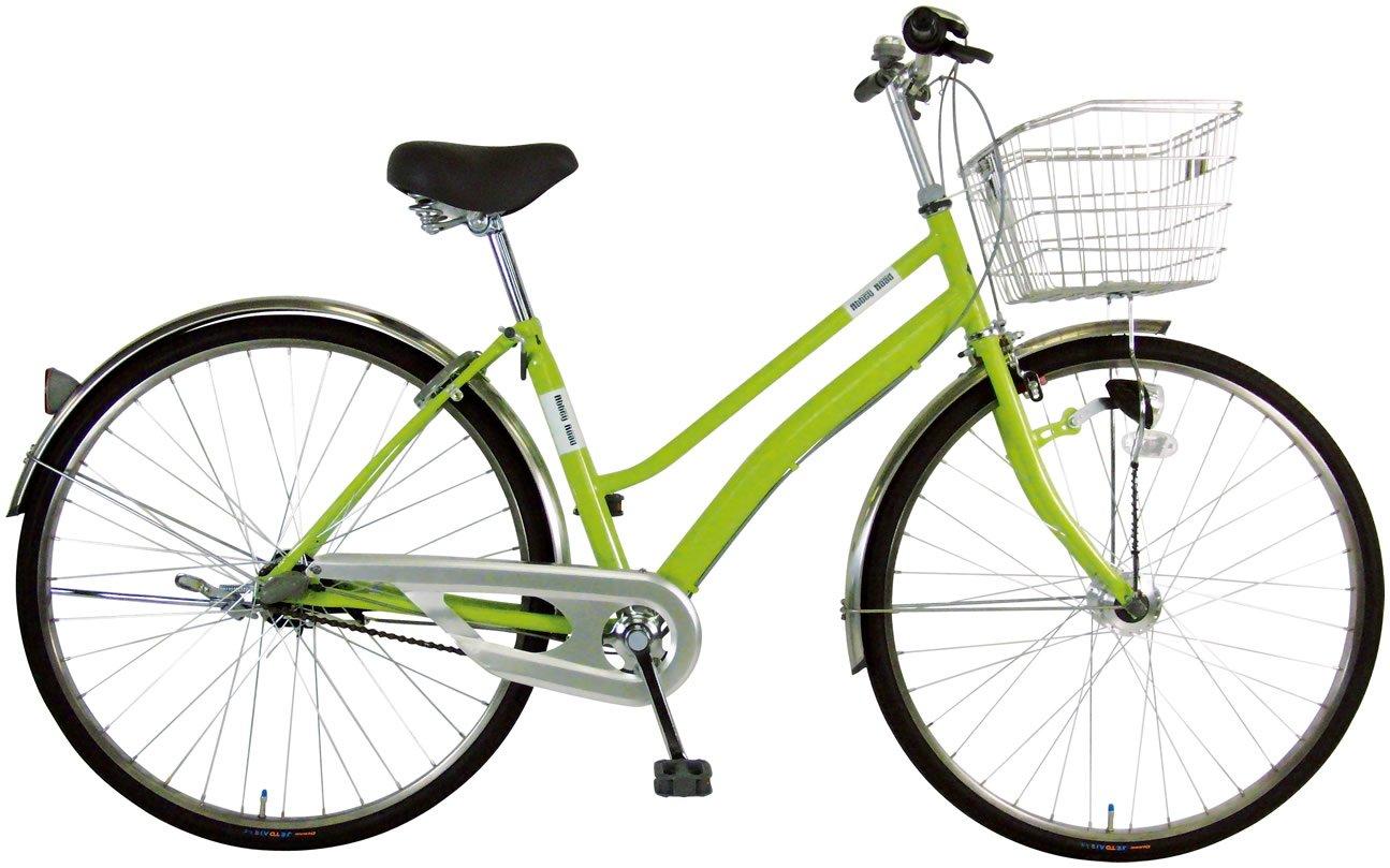 C.Dream(シードリーム) アビーロードS ARS637H 26インチ自転車 シティサイクル グリーン 3段変速 100%組立済み発送 B072JBYHFV
