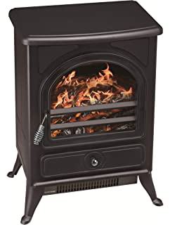 Fabulous Galleon Firescastor Electric Log Effect Stove Fireplace Beutiful Home Inspiration Ommitmahrainfo