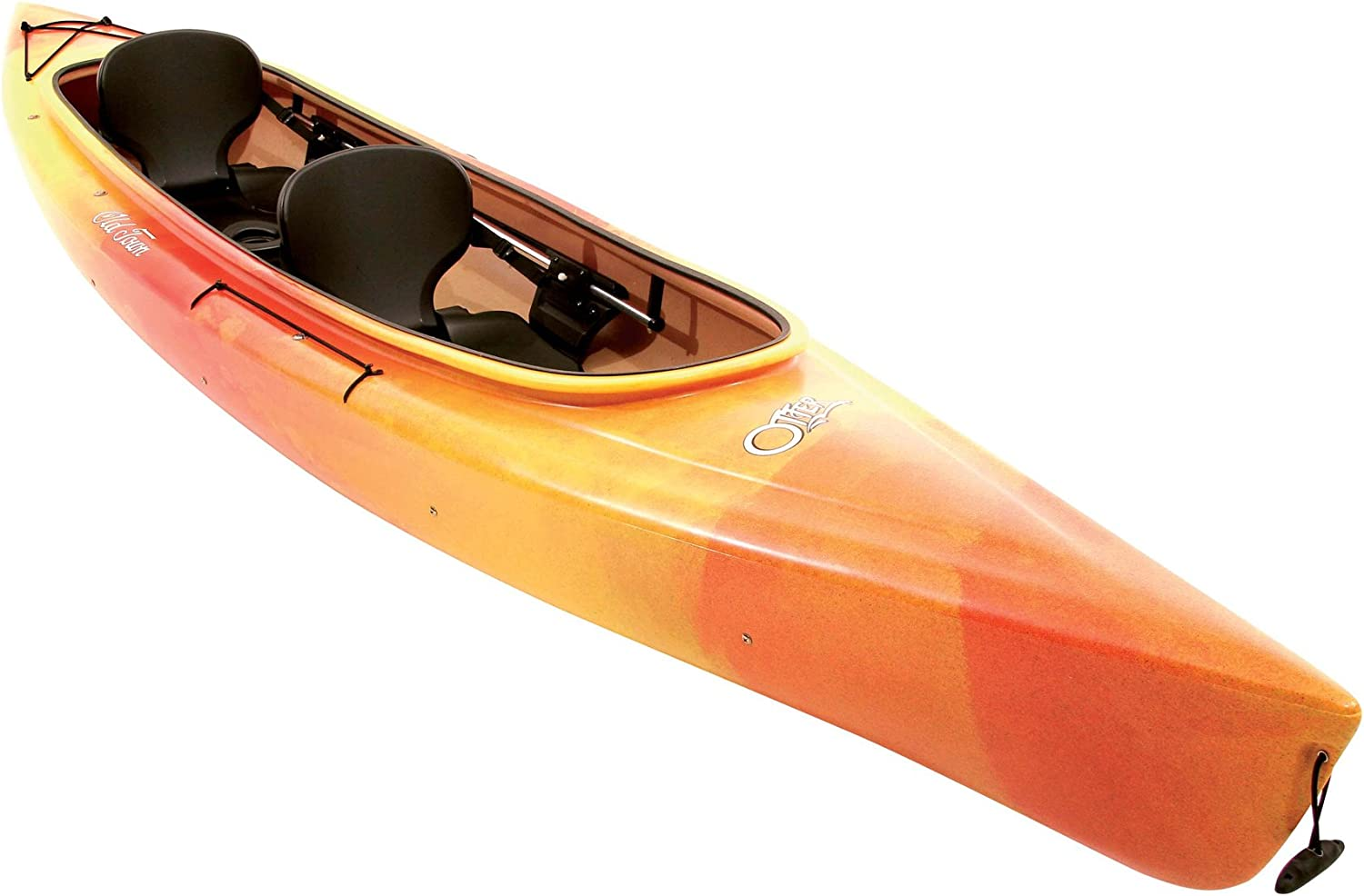 Amazon.com: Old Town 14-feet individual Otter Tandem Kayak ...