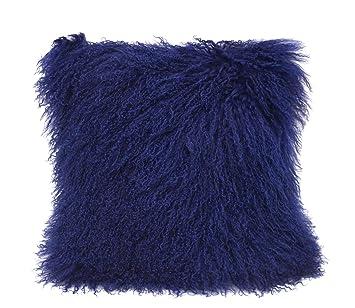 Amazon.com: Fennco Styles - Almohada de lujo con relleno de ...