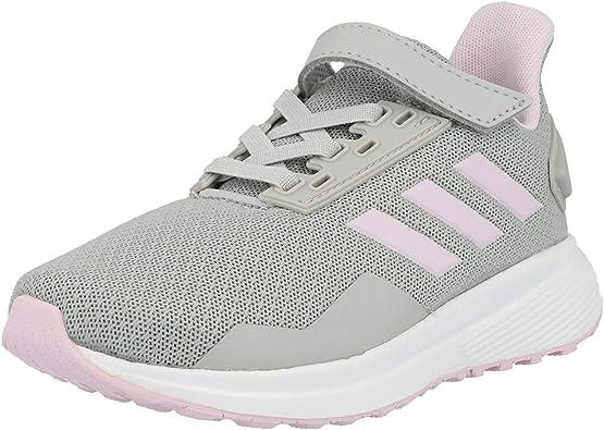 adidas Duramo 9, Chaussures de Running Mixte Enfant: Amazon