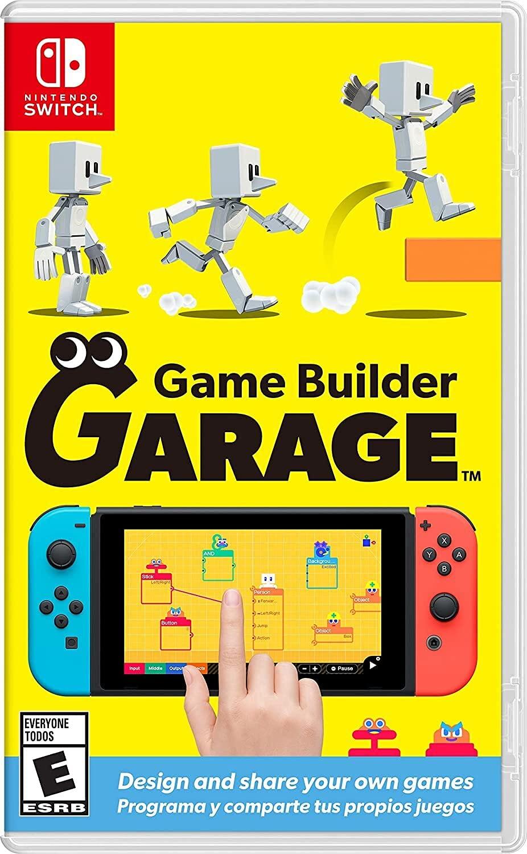 Poster. Game Builder Garage
