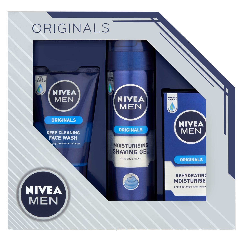 NIVEA Men Originals Gift Pack: Amazon.co.uk: Beauty