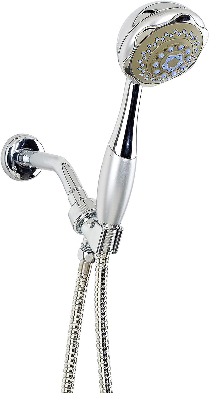 Bath Bliss 4 Function Shower Head Chrome