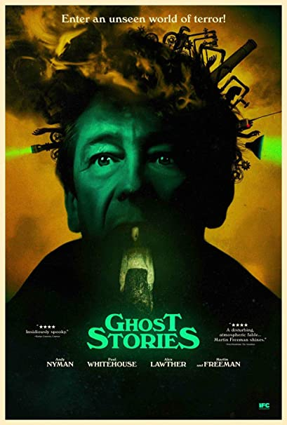 Link to Catalogue record for Ghost Stories dvd