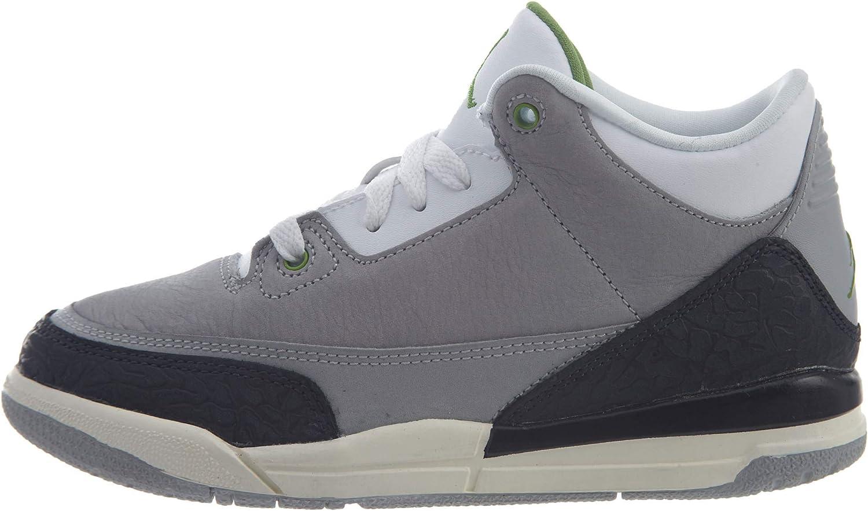 Jordan 3 Retro Little Kid's Shoes Light