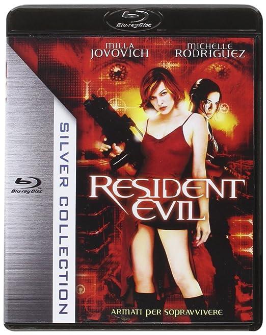 Resident Evil (Silver Edition) [Italia] [Blu-ray]: Amazon.es: vari, vari, vari: Cine y Series TV