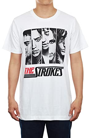 the strokes t shirt uk