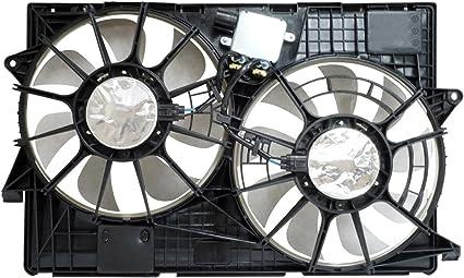 Módulo de ventilador (Kit): Amazon.es: Coche y moto