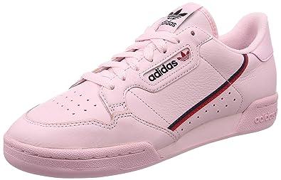 adidas Originals Continental 80 US 8.5 Pink/Red