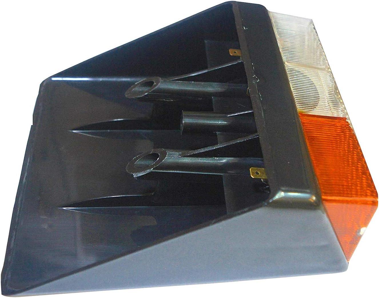 ohne gl/ühlampen Vorne Seitenblinker//Blinker Lampe Deutz Fahr Traktor satz von Links /& Rechts