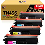 ONLYU Compatible Toner Cartridge Replacement for Brother TN436 TN431 TN433 for HL-L8360CDW MFC-L8900CDW HL-L8360CDWT HL-L8260