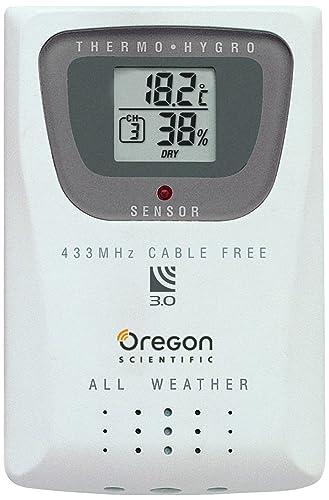 Oregon Scientific THGR810 Thermometer & Humidity Sensor For WMR100