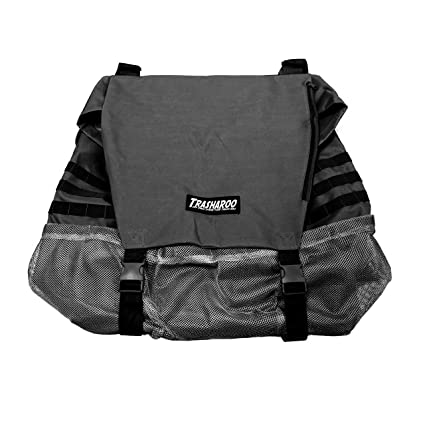 Amazon.com  Trasharoo Spare Tire Trash Bag BLACK OPEN BOX  Sports ... 434fff3500f41