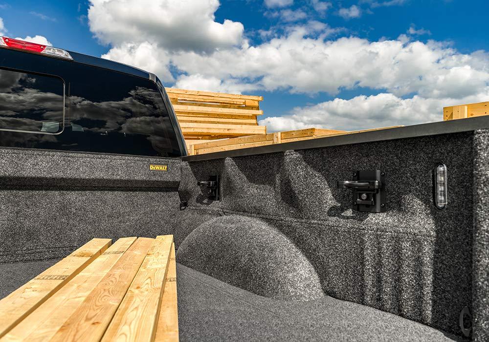 FORD F-150 65 BED DXTAILQ15SBK fits 15 Dewalt Impact Liner
