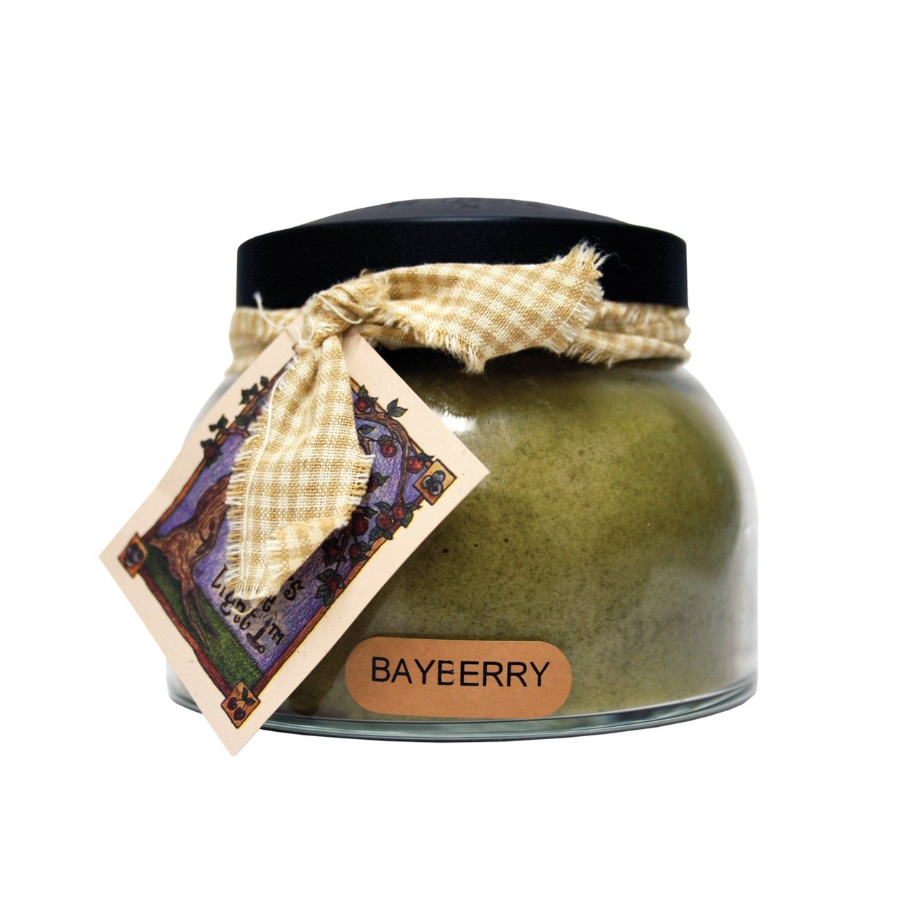 A Cheerful Giver A Bayberry 22 oz Mama Jar Candle 22oz JM47