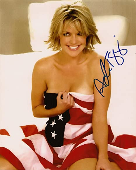 Amazon Com Amanda Tapping Sexy Nude Photo Autograph Reprint