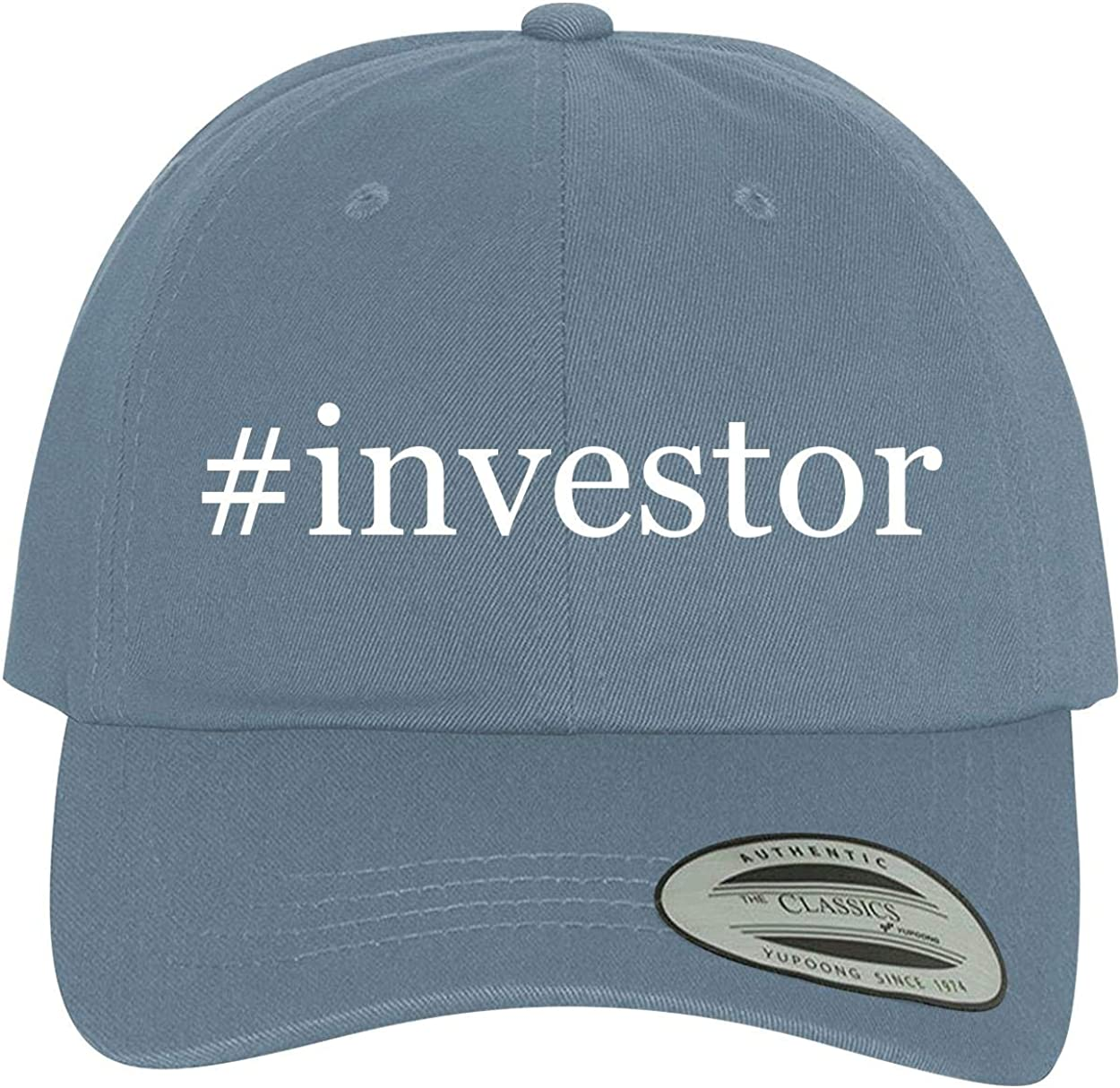 BH Cool Designs #Investor Comfortable Dad Hat Baseball Cap
