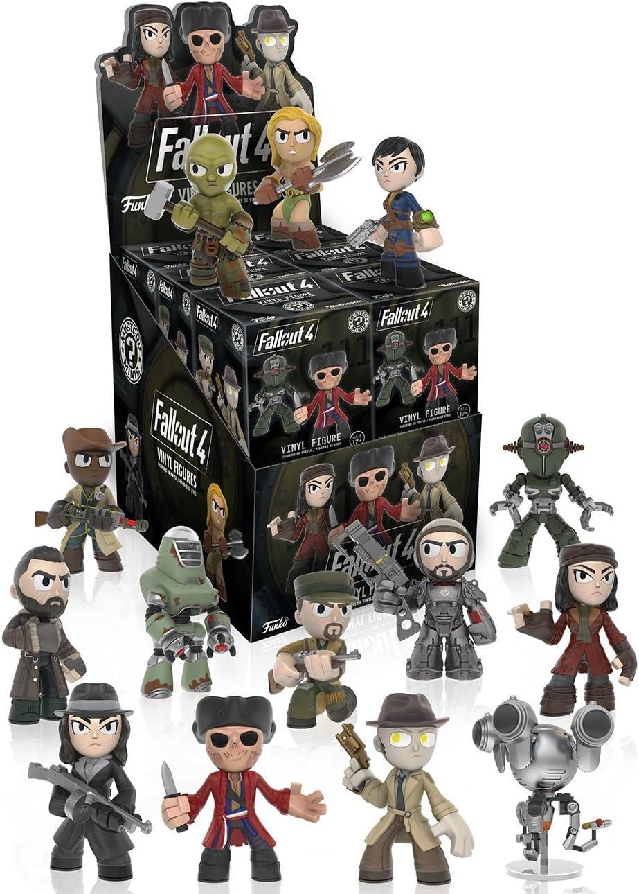 Funko - Figurine Fallout 4 Mystery Minis - 1 boîte au hasard / one ...