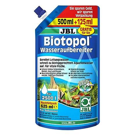JBL Purificador de agua Biotopol para acuarios de agua dulce