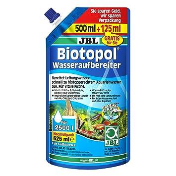 JBL Purificador de agua Biotopol para acuarios de agua dulce: Amazon.es: Productos para mascotas