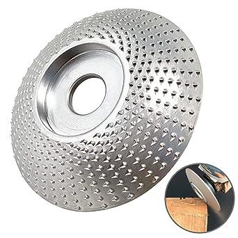 Wood Carving Disc Steel Polishing Abrasive Grinding Wheel for Angle Grinder Tool