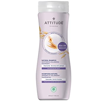 5672607761e Amazon.com: ATTITUDE Sensitive Skin, Hypoallergenic Soothing ...