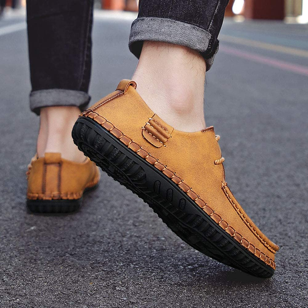 Details about  /New Womens slip on Loafers Driving Moccasin flat Casual Boat Shoes #3