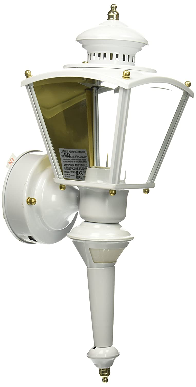 Honeywell HZ-4150-WH Heath Zenith Motion Activated Decorative Light White