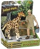 Safari Ltd Safari Land John and Baxter Zookeeper