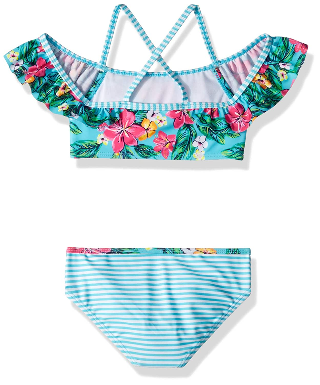 Nautica Girls Fashion Bikini Swim Suit