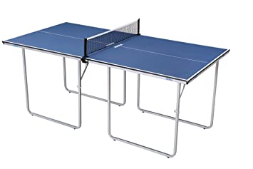 joola midsize compact table tennis table great for small spaces and apartments u2013 multiuse - Ping Pong Tables For Sale