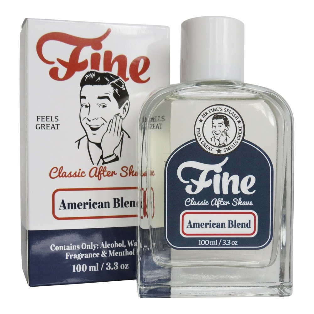 American Blend Classic Barbershop After Shave by Fine Accoutrements